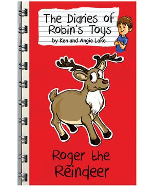 Roger The Reindeer - English