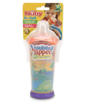 Nuby No Spill Insulated Sipper - 330 ml