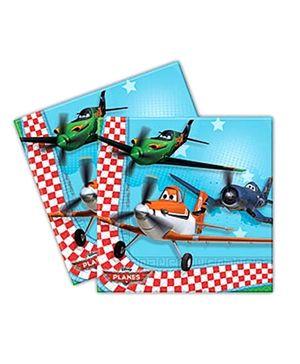 Disney Planes Ply Paper Napkins - Set of 20