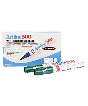Artline Whiteboard Marker EK 500 - Green
