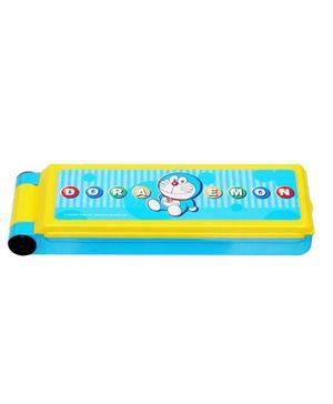 Buddyz - Doraemon Vertical Pencil Box (Color May Vary)