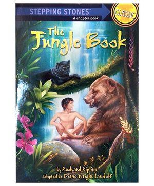 The Jungle Book Paperback Book - English