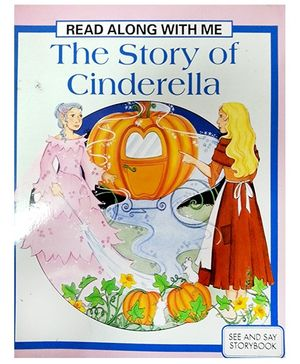 Read Along With Me The Story Of Cinderella - English