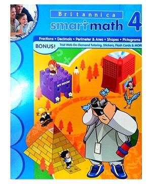 Britannica SmartMath 4 New Britannica Smartmath Workbooks