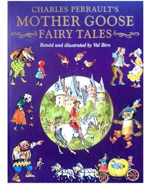 Charles Perraults Mother Goose Fairy Tales - English