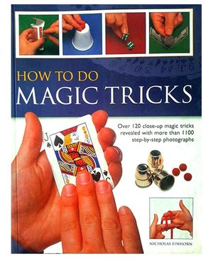 How To Do Magic Tricks - English