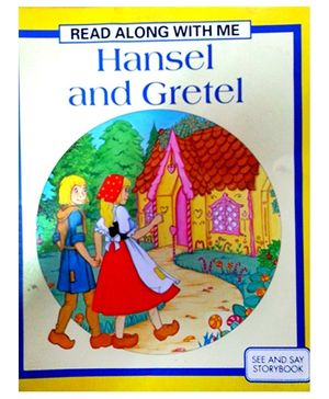 Read Along With Me Hansel And Gretel - English
