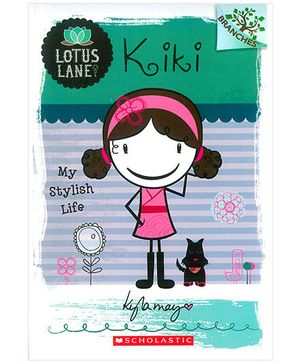 Lotus Lane Kiki My Stylish Life - English