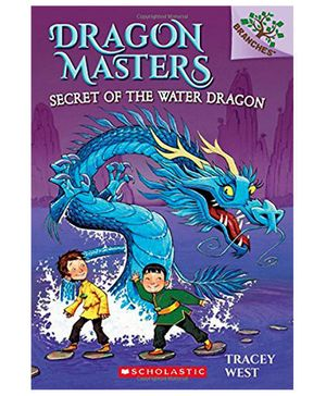 Dragon Masters 3 Secret Of The Water Dragon Story Book - English