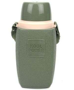 Cello Homeware Kool Power Water Bottle Green - 600 ml