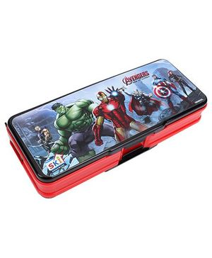 Avengers Plastic Pencil Box