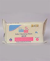 Sebamed Baby Cleansing Wipes Extra Sensitive - 72 Pieces