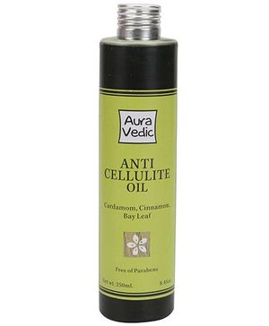 Auravedic Anti Cellulite Oil - 250ml