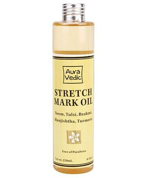Auravedic Stretch Mark Oil - 250 ml