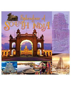 Splendour Of South India Book - English