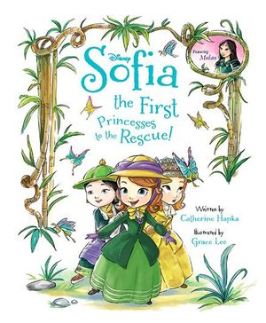 Disney Sofia The First Princesses To The Rescue - English