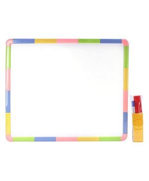Avis Magic Dream's Double Sided Writing Board - White And Green