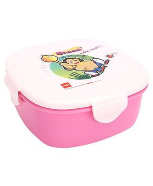 Cello Homeware Lovely Lunch Box Bheem Print - Pink