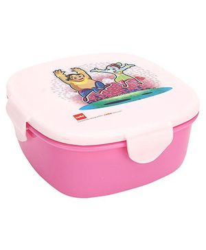 Cello Homeware Lovely Lunch Box Dancing Print - Pink