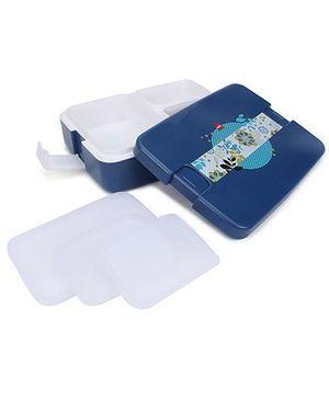 Cello Homeware Lunch Mate Box - Blue