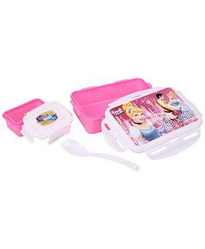 Disney Lunch Box - Pink