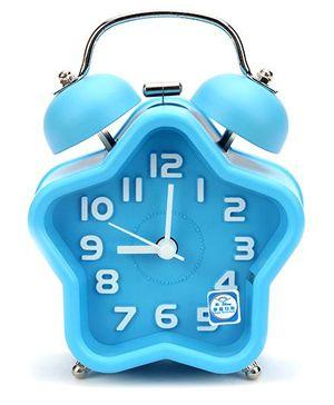 Star Shape Alarm Clock - Blue