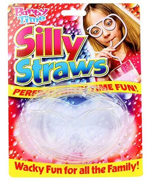 Silly Straw - White