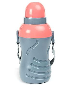 Cello Homeware Go Kid Insulated Water Bottle Grey - 400 ml