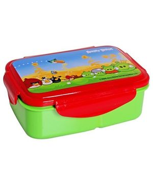 Angry Birds - Green Red Lunch Box