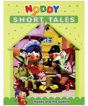 Noddy And The Goblins 12 Titles - English