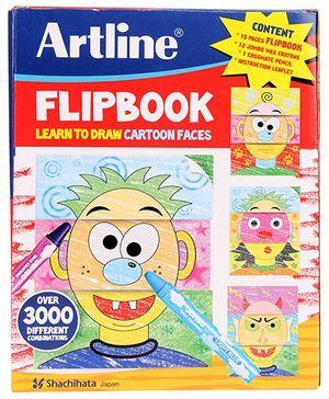 Artline Flip Book - 15 pages