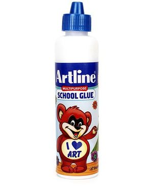 Artline Multipurpose School Glue Bottle - 100 gms