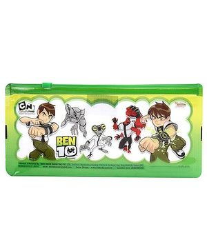 Ben 10 Printed Pouch - Green