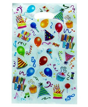 Partymanao Carry Bag Party Theme Print