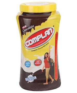 Complan Jar Chocolate Flavour - 200 gm