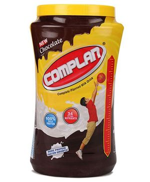 Complan Jar Chocolate Flavour - 450 gm