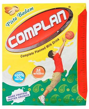 Complan Pista Badam Refill Pack - 200 gm