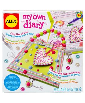 Alex Toys My Own Diary