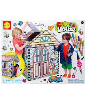 Alex Toys Color A House