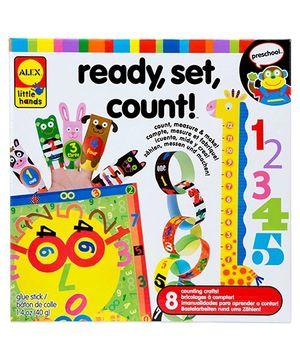 Alex Toys Ready Set Count