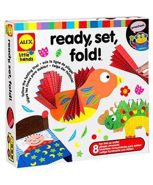 Alex Toys Ready Set Fold