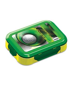 Milton Quick Bite School Lunch Box Green - 626 g