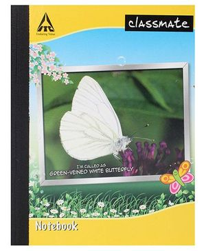 Classmate Notebook Single Line Ruling - 172 Pages