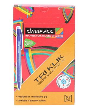 Classmate Mechanical Pencil - 1 Pencil (Color May Vary)