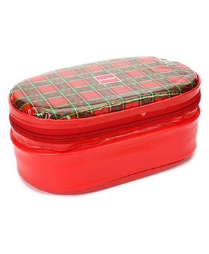 Cello Homeware Mega Bite Lunch Box - Red
