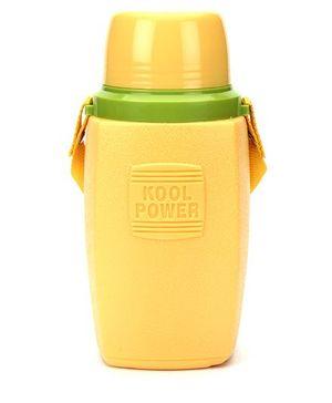Cello Homeware Kool Power Water Bottle Yellow - 600 ml