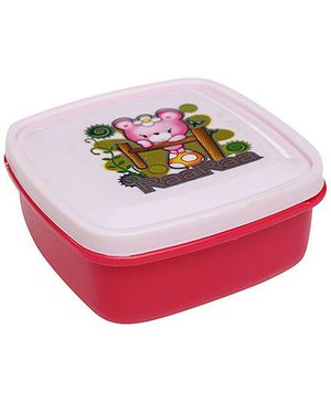 Cello Homeware Cute Small Lunch Box - Pink