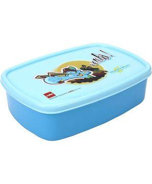 Cello Homeware Cute Big Krishna Lunch Box - Blue