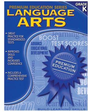 Language Arts Grade Pre K - English
