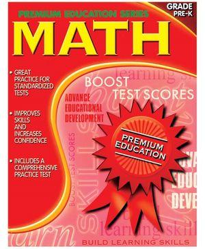 Math Grade Pre-K - English